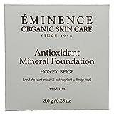 Eminence Organics antioxidant mineral foundation honey beige 8g/0.28oz