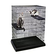 """Petmate 49965 Kennel-aire Small Animal Playpen , 35.5"""" W x 24.5""""D x 48.5"""" H"""