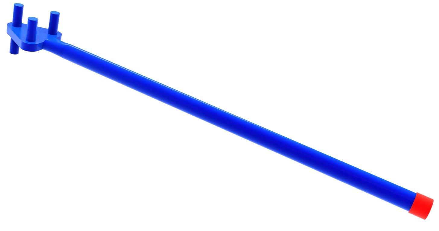 Bon 12-433 3-Pin Rebar Bender