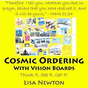 Cosmic Ordering with Vision Boards Audiobook