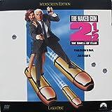 NAKED GUN 2 1/2 laserdisc