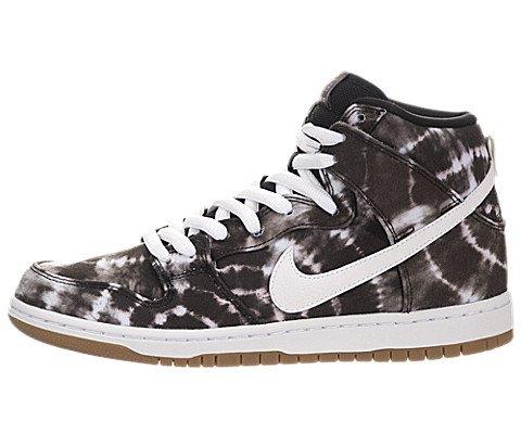Nike Mens Dunk High Premium SB Canvas Skateboarding