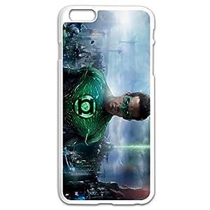 Keke Personalize Fashion Shell Green Lantern For IPhone 6 Plus (5.5 Inch)