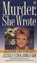 Murder, She Wrote: Murder on the QE2 (Murder She Wrote Book 9)