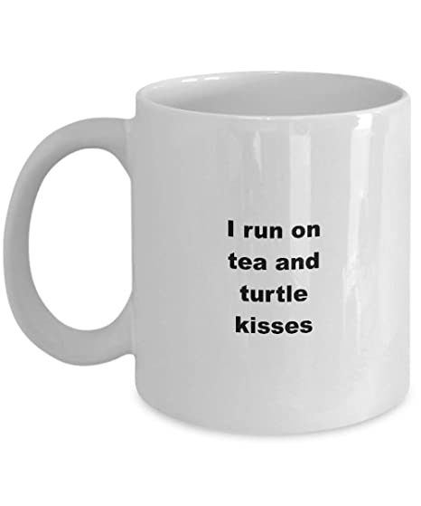 Image Unavailable. Image not available for. Color Turtle Gift Ideas ...  sc 1 st  Amazon.com & Amazon.com: Turtle Gift Ideas Tea Cup for Owner Lover Mom Dad ...