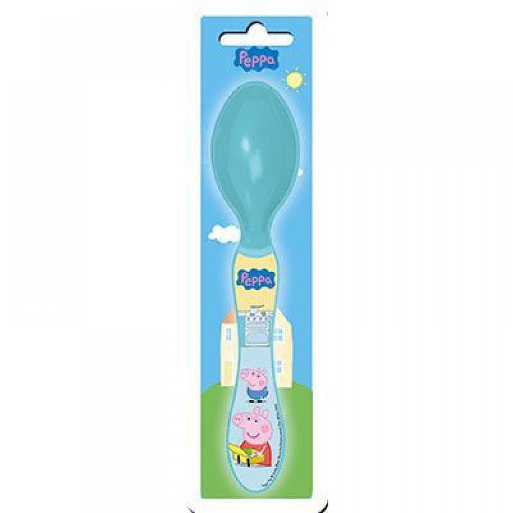 Peppa Pig–Cucchiaio per bambini, Stor 48614)