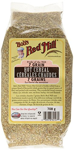 Bob's Red Mill 7 Grain Hot Cereal, 708 gm for sale  Delivered anywhere in Canada