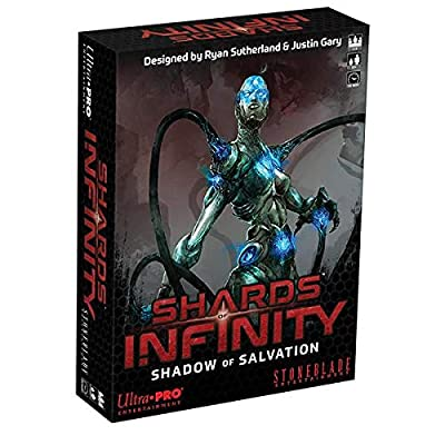 Ultra Pro Shards of Infinity: Shadow of Salvation, Game: Toys & Games