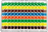Diversified Biotech WELL-96H Multi Colored Well Orienter for Microplate, 96 Well, Horizontal (Pack of 2)