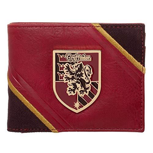 Harry Potter Gryffindor Metal Badge Crest Bifold ()