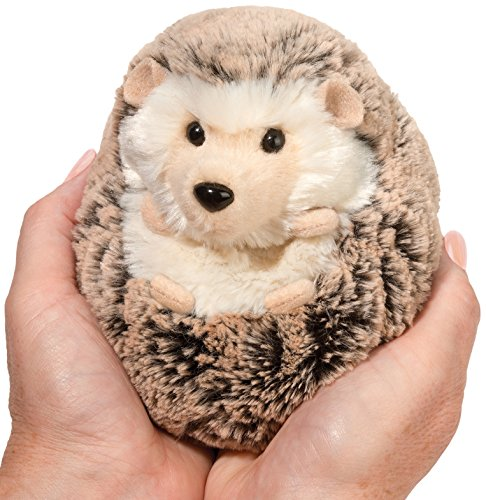 Douglas Spunky Hedgehog Small Plush Stuffed Animal