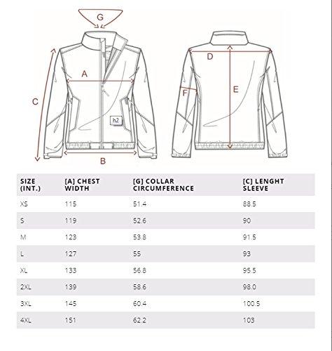 TOIO - Schooner Waterproof Jacket Waterproof, Breathable Technical Jacket Jacket Jacket with Primaloft Padding and thermowelded Seams B078478NJC Jacken Attraktive Mode 837ccc