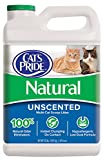 Cat's Pride 01320 Scoopable Cat Litter Jug, Natural, Pack of 2