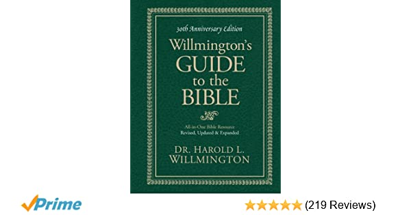 Willmingtons guide to the bible harold l willmington willmingtons guide to the bible harold l willmington 9781414329710 amazon books fandeluxe Gallery