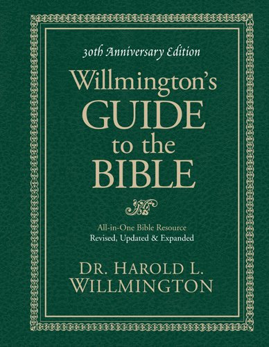 Pdf Bibles Willmington's Guide to the Bible