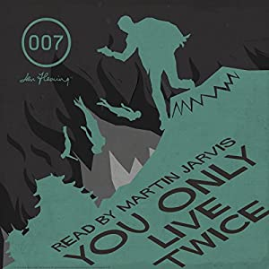 You Only Live Twice Audiobook