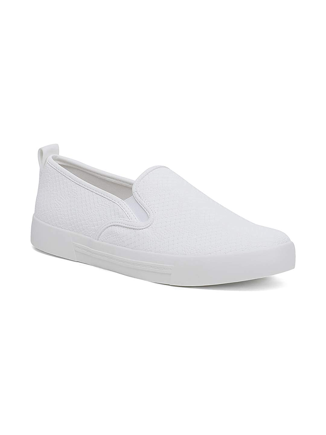 Call It Spring White Slip-on Shoes for
