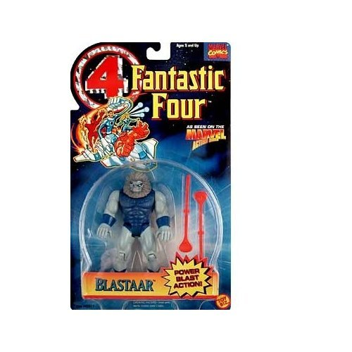 Fantastic Four Blastaar Action Figure