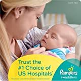 Health & Personal Care : Pampers Swaddlers Diapers, Newborn (Up to 10 lbs.), 20 Count