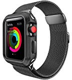 For Apple Watch Band 42mm, iWatch Bands 42mm Milanese Loop Men Series 3 2 1