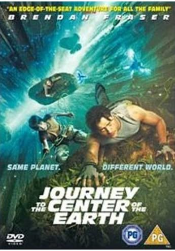 Journey To The Center Of The Earth 2008 Amazon Co Uk Dvd Blu Ray