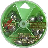 Matzuo MTZNL-BASS-X Nonlead Bass Cast Sinker Asst