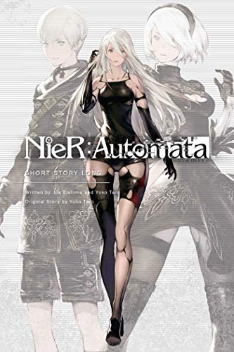 Book cover from NieR:Automata: Short Story Long by Jun Eishima