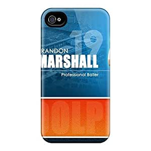 Rosesea Custom Personalized For Iphone Cases, High Quality Miami Dolphins For Iphone 6 Covers Cases