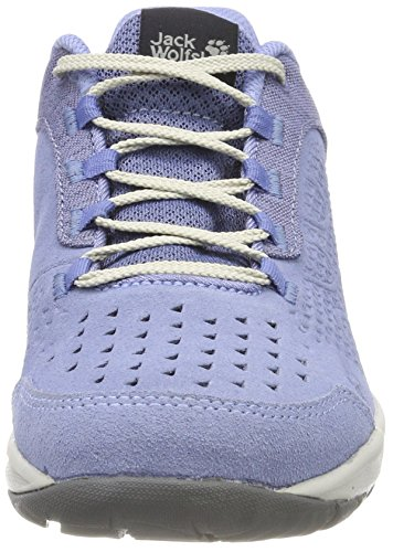 free shipping pictures Jack Wolfskin Women's Seven Wonders W Low-Top Sneakers Blue (Dusk Blue) wholesale price buy cheap high quality Fy4qqR
