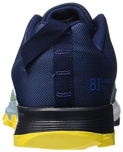 Kanadia Azul Hombre 1 Azul Zapatillas TR Petmis para Adidas 8 Eqtama Maruni M Running de PFzq4dwEx