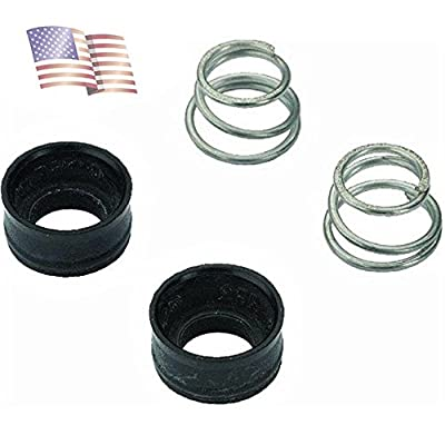 Replacement for Delta Faucet RP4993 Seats and Springs - 10 PACK Gxfc