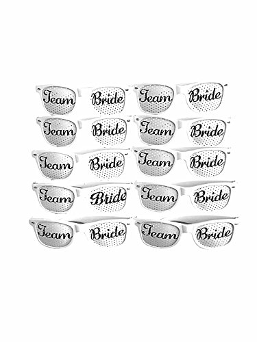 Unik Occasions Bridal Party Wedding Party Sunglasses Sets - Sunglasses Team Bride