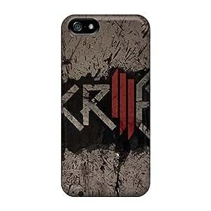 Iphone 5/5s Qhe18753wrsR Support Personal Customs Beautiful Linkin Park Skin Shock Absorption Hard Cell-phone Case -KennethKaczmarek