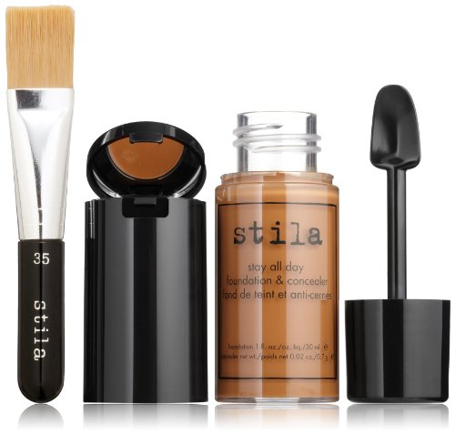 Stila Cosmetics Stay All Day Foundation & Concealer - Deep 1