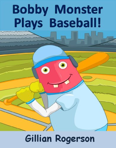 Bobby Monster Plays Baseball!