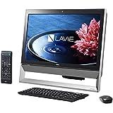 日本電気 LAVIE Desk All-in-one - DA370/BAB ファインブラック PC-DA370BAB
