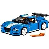 Lego Creator Turbo Track Racer Building Kit, 664 Piece