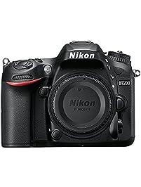 Nikon D7200 DX-format DSLR Body (Black)