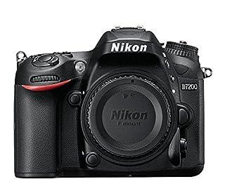 Nikon D7200 DX-format DSLR Body (Black) (B00U2W45WA)   Amazon price tracker / tracking, Amazon price history charts, Amazon price watches, Amazon price drop alerts
