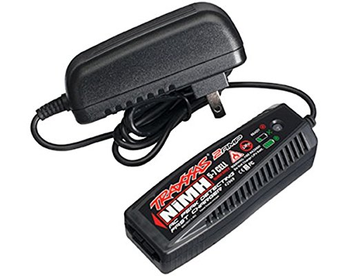 Traxxas 2-Amp AC Peak-Detecting 5-7 Cell NiMH Battery Fast Charger