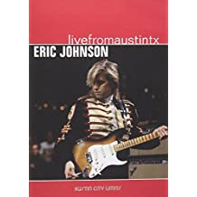 Eric Johnson - Live From Austin Tx