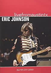 Legendary guitar hero Eric Johnson's 1988 performance on the Austin City Limits TV show was an amazing performance. The performance is now available on DVD. It captures the magical guitar work and energy that only Eric Johnson live can delive...
