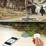Key Finder,Goopow Smart Key Finder Mini Bluetooth