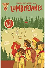 Lumberjanes #4 (of 8) Kindle Edition