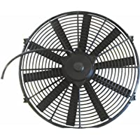 Zirgo ZFB16 Blu 16 2803 fCFM High Performance Cooling Fan
