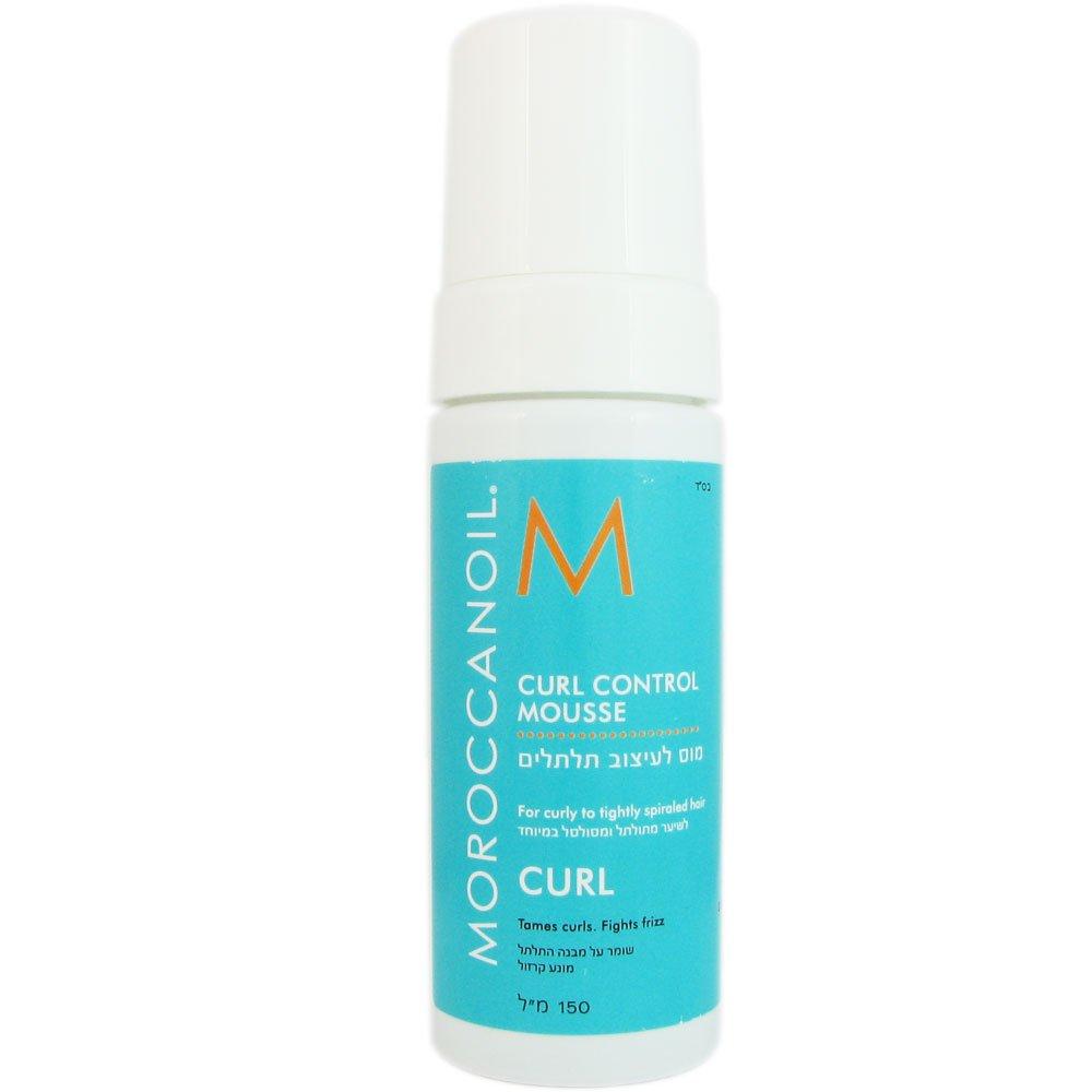 Moroccanoil Curl Control Mousse, 5.1 Ounce 216159