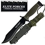Combat Evolution Elite Forces Military Knife, Outdoor Stuffs