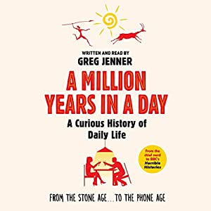 A Million Years in a Day Hörbuch