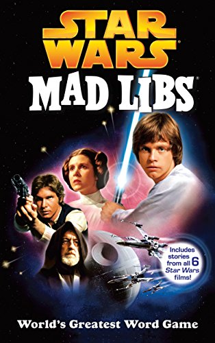 Star Wars Mad Libs (Best Star Wars Gifts For Kids)