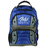 MOTIV Intrepid Backpack Bowling Bag Blue